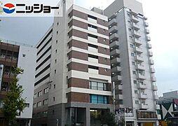 川島第一ビル[5階]の外観