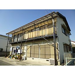 米山荘[201号室]の外観