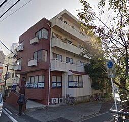 神奈川県川崎市中原区小杉町3丁目の賃貸マンションの外観