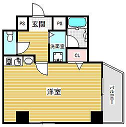 エトワール山手KOYAMA[3階]の間取り