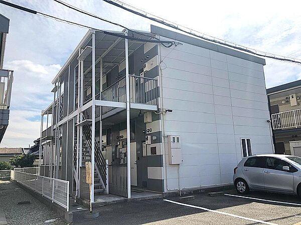 レオパレスEastaukII 2階の賃貸【兵庫県 / 神戸市西区】