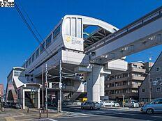 多摩モノレール 砂川七番駅