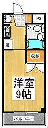 アーバンハイム小平[2階]の間取り
