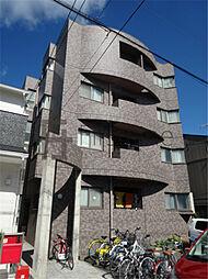 京都府京都市北区紫野上石龍町の賃貸マンションの外観