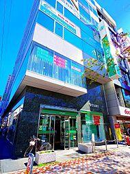 東京都立川市錦町4丁目の賃貸アパートの外観