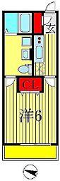 逆井駅 3.9万円