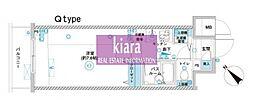フェニックス横濱関内BAY GAIA[10階]の間取り