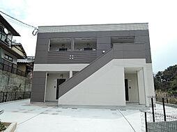 メゾン・ド・ポラリス[1階]の外観