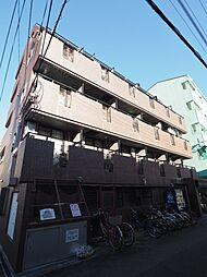シャトー京橋[3階]の外観