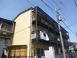 日野田口ハイツ[2階]の外観