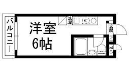 MLA香里園I[0203号室]の間取り