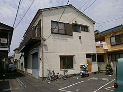 山田アパート[201号室]の外観
