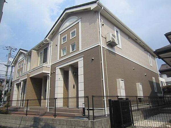 千葉県船橋市宮本4丁目の賃貸アパート
