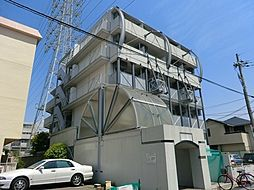 キューブ南武庫之荘3[5階]の外観