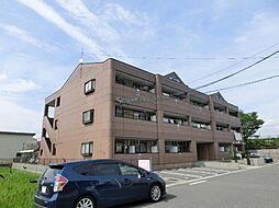 愛知県清須市朝日弥生丁目の賃貸マンションの外観