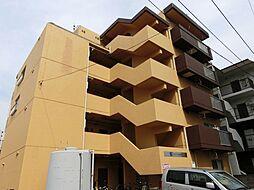 プレアール老松町I[1階]の外観