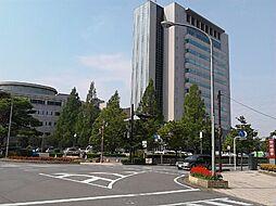 太田市役所(1516m)