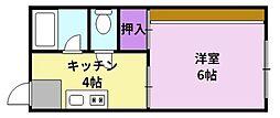 久留米大学前駅 2.0万円