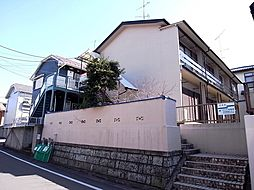 司コーポ[1階]の外観