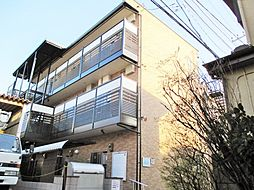 東京都足立区千住緑町3丁目の賃貸マンションの外観