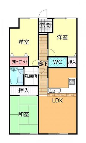 -チサンマンション東中央- 406 4階/-
