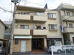 下川マンション[3階]の外観