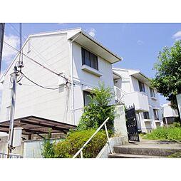 奈良県大和郡山市九条町の賃貸アパートの外観