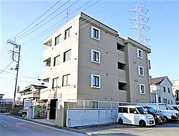 埼玉県川越市新宿町6丁目の賃貸マンションの外観