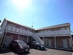 兵庫県明石市大久保町八木の賃貸アパートの外観