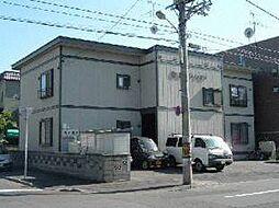 聖風マンション A[1階]の外観