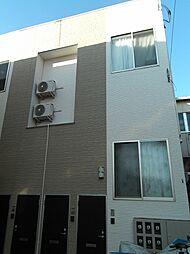 東京都墨田区東墨田2丁目の賃貸アパートの外観
