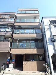 少林寺パークレジデンス[4階]の外観