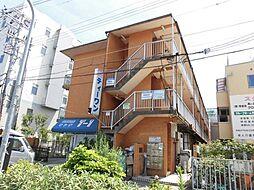 大阪府堺市西区浜寺石津町中2丁の賃貸マンションの外観