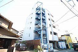 コスモクィーン鹿田[3階]の外観