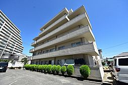 大阪府豊中市新千里南町2丁目の賃貸マンションの外観