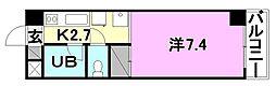 オクトワール松山土居田(東)[503 号室号室]の間取り
