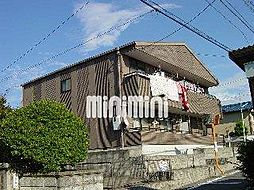 愛知県名古屋市緑区若田1丁目の賃貸アパートの外観