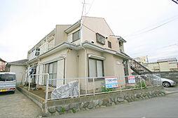 松浪コーポラス[103号室]の外観