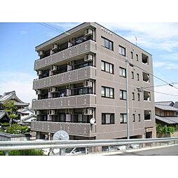 岐阜県岐阜市長良法久寺町の賃貸アパートの外観