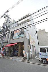 広島県広島市中区本通の賃貸マンションの外観