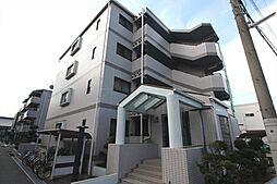 パークハイツI[4階]の外観