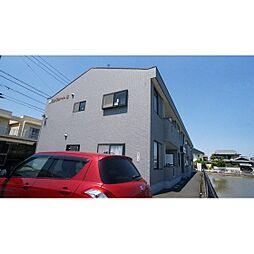 三重県四日市市楠町本郷の賃貸マンションの外観