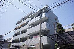 モンブルー[3階]の外観
