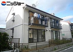 セジュール田中C棟[2階]の外観