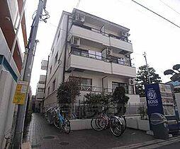 京都府京都市左京区下鴨松ノ木町の賃貸マンションの外観