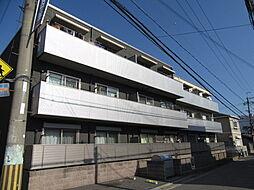 大阪府八尾市東山本町3丁目の賃貸マンションの外観