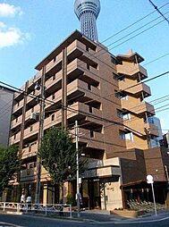 ツリーガーデン松嶋[5階]の外観