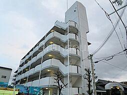 フローラルコート鶴見[3階]の外観