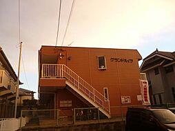 千葉県市原市根田4丁目の賃貸アパートの外観