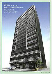 プレサンス名古屋グロウ[9階]の外観
